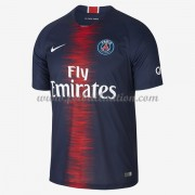 Ligue 1 Fotballdrakter Paris Saint Germain Psg 2018-19 Hjemme Draktsett